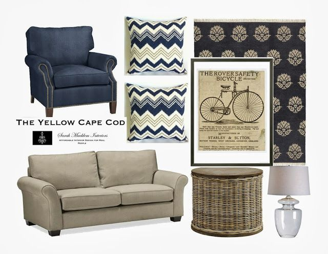 The Yellow Cape Cod Custom Designs
