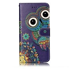 For iPhone 7 7 Plus Case Cover Card Holder Wallet Embossed Pattern Full Body Case Owl Hard PU Leather for iPhone 6s 6 Plus 6S 6 SE 5S 5 – NZD $ 14.68