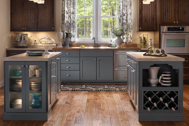 22 best Yorktowne Cabinets images on Pinterest | Kitchen ...