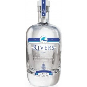 Rivers Bavarian Rum white 0,75l 40%