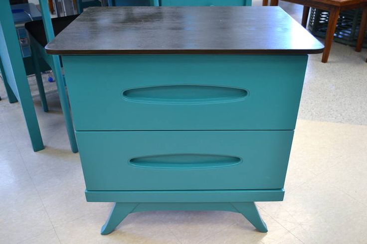17 best images about my furniture at the singing lady on for Funky bedside tables