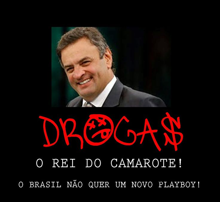 AÉCIO NEVES, O REI DO CAMAROTE!