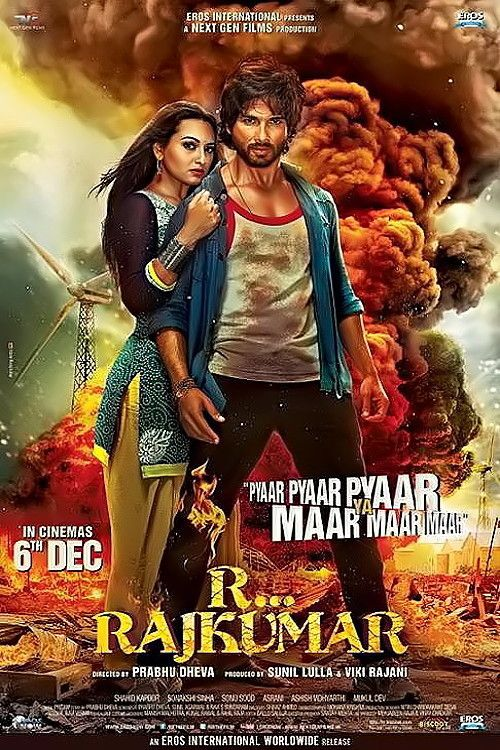 Watch R... Rajkumar Full Movie Online