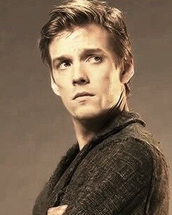 Jake Abel as Charlie, a very done secret agent