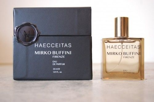HAECCEITAS - Mirko Buffini Perfumes