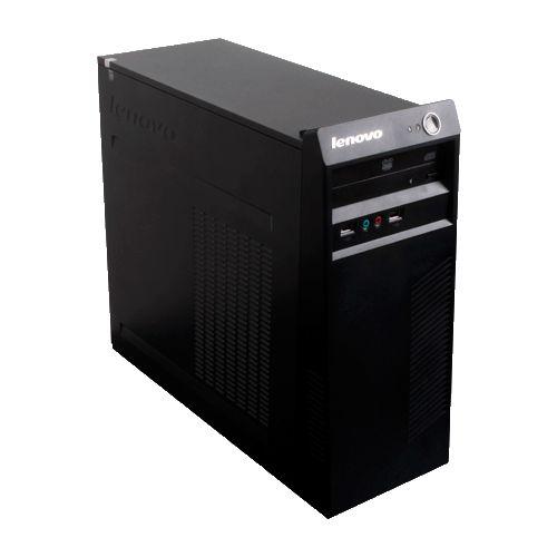 Computador Desktop Lenovo LN63-90AT0002BR - Intel Core i3-4130 - 4GB RAM - 500GB HD - Linux Compre em oferta por R$ 1249.00 no Saldão da Informática disponível em até 6x de R$208,16. Por apenas 1249.00