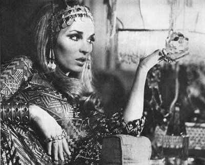 Talitha Getty The Bohemian Queen    blog.hippiecouture.com