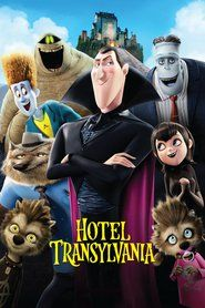 Hotel Transylvania (2010) Full Movie Watch Online Free