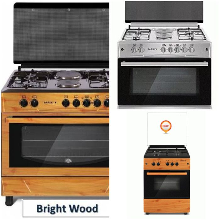 Maxi Gas Cooker Prices In Nigeria Maxi Is One Of The Most Well Known Names In The Kitchen Applia In 2020 Best Gas Cooker Kitchen Appliances Brands Kitchen Appliances