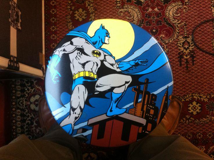 #batman #tosidischi