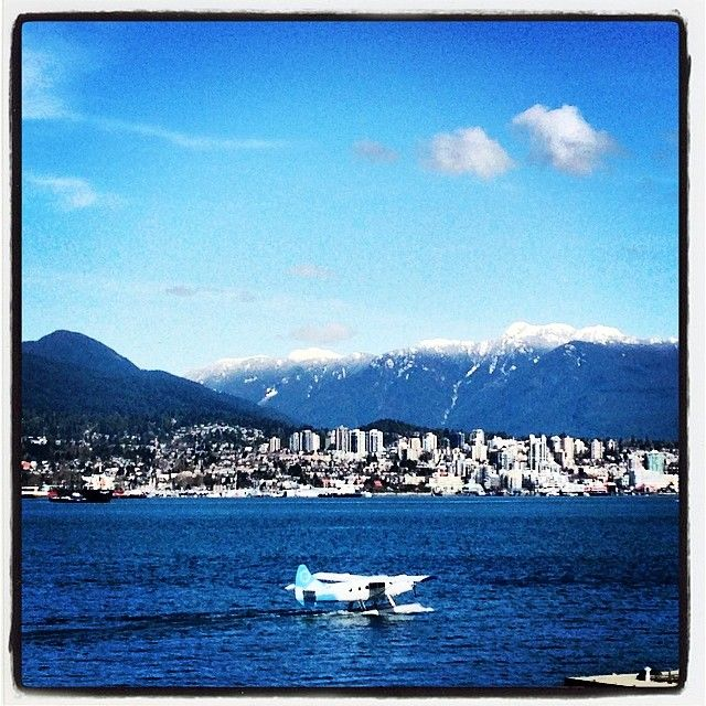 Places I've been! Downtown Vancouver