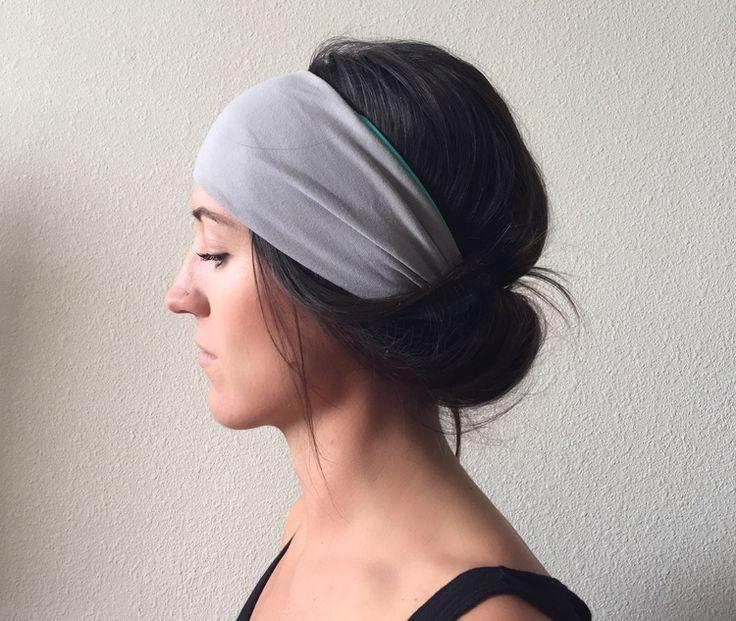 hair tutorial   headband wrap n' tuck — Oil & Grain