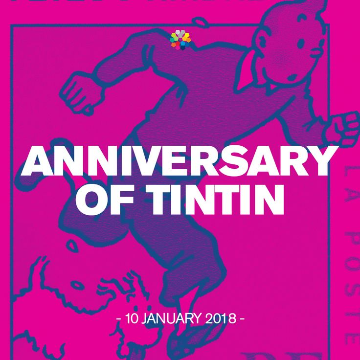 It was 89 years ago that Tintin appeared for the first time in the supplement of a Brussels daily paper – Le Petit Vingtième. #Tintin