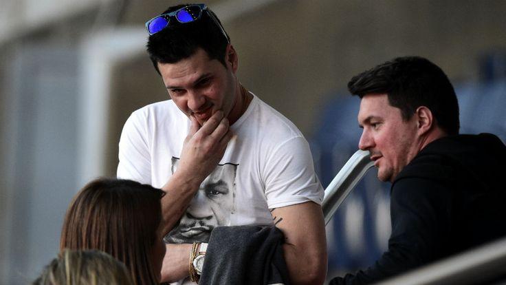 Ordenan prisión preventiva para el hermano de Messi por posesión ilegal de arma de fuego