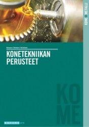 Konetekniikan perusteet / Mika Heinonen, Toimi Keinänen, Pentti Kärkkäinen.