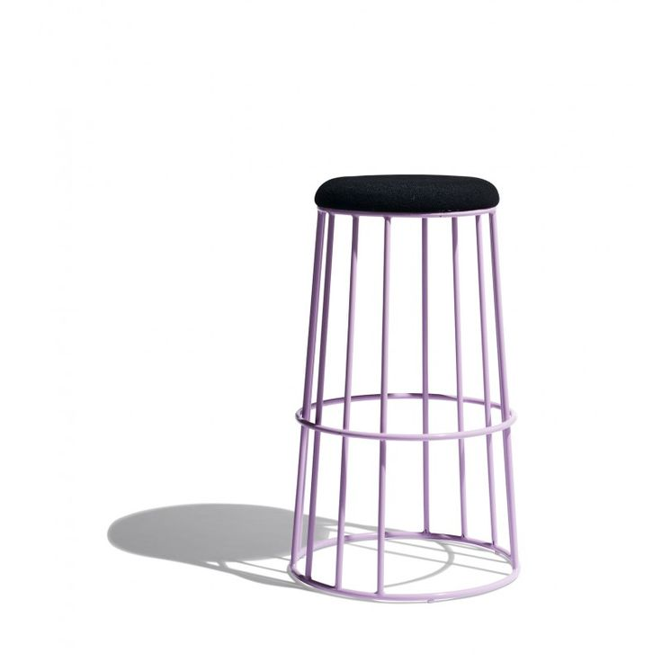 Industry West Spindle Bar Stool