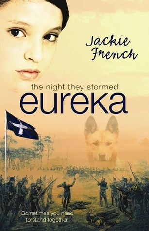 The Night They Stormed Eureka: It's 1854 and the Ballarat goldfields are a place of dreams and rebellion as Sam, a homeless teenager, is called back to the past. As the summer days get hotter and the miners protests are ignored, Sam experiences at first-hand the power of a united stand which will change her life forever.