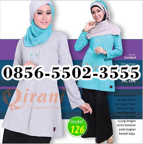 Gamis Qirani Limited Edition, HP.0856-5502-3555,