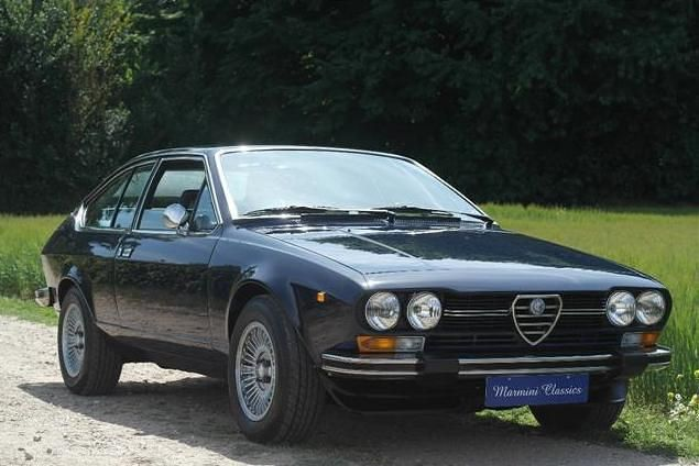 Alfa Romeo Alfetta GTV 2000 (1979)