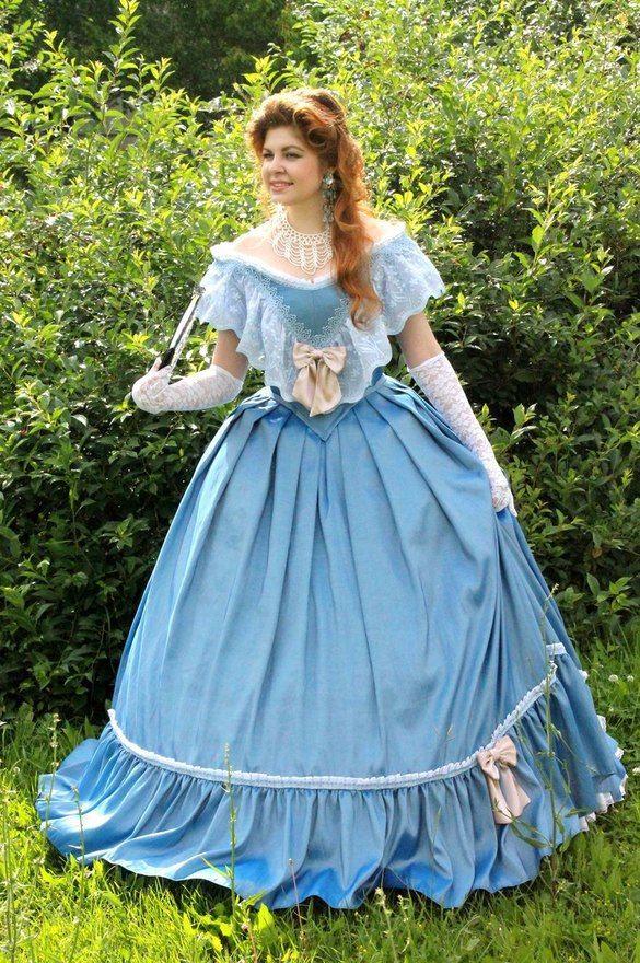 Ретро платье Сапфир - аренда на Next2U
