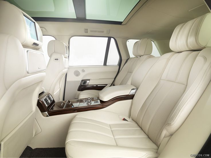 Nice 2013 Range Rover, Executive Model Has Individual Reclining Rear Seats With  Massage And The Very Best Leather.