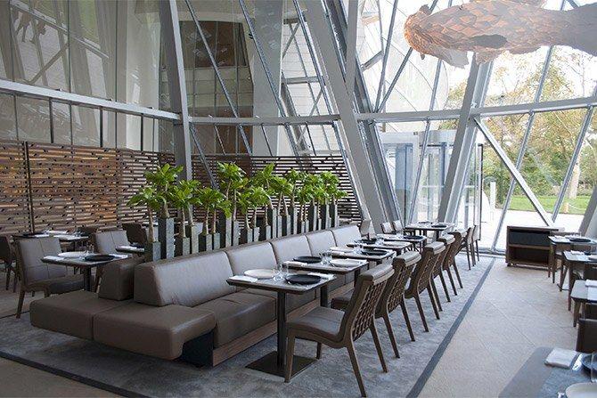 Best Museum Restaurants: Untitled, Rijks, Le Frank, Otium, Bar Luce Photos   Architectural Digest