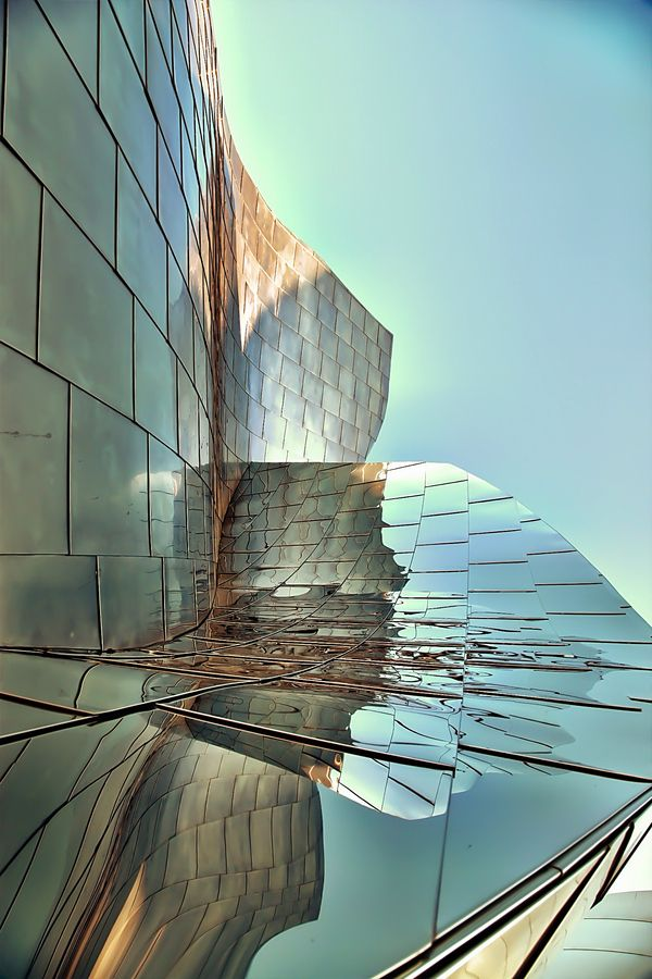 Walt Disney Concert Hall by Ryan Wells. Architect - Frank Gehry