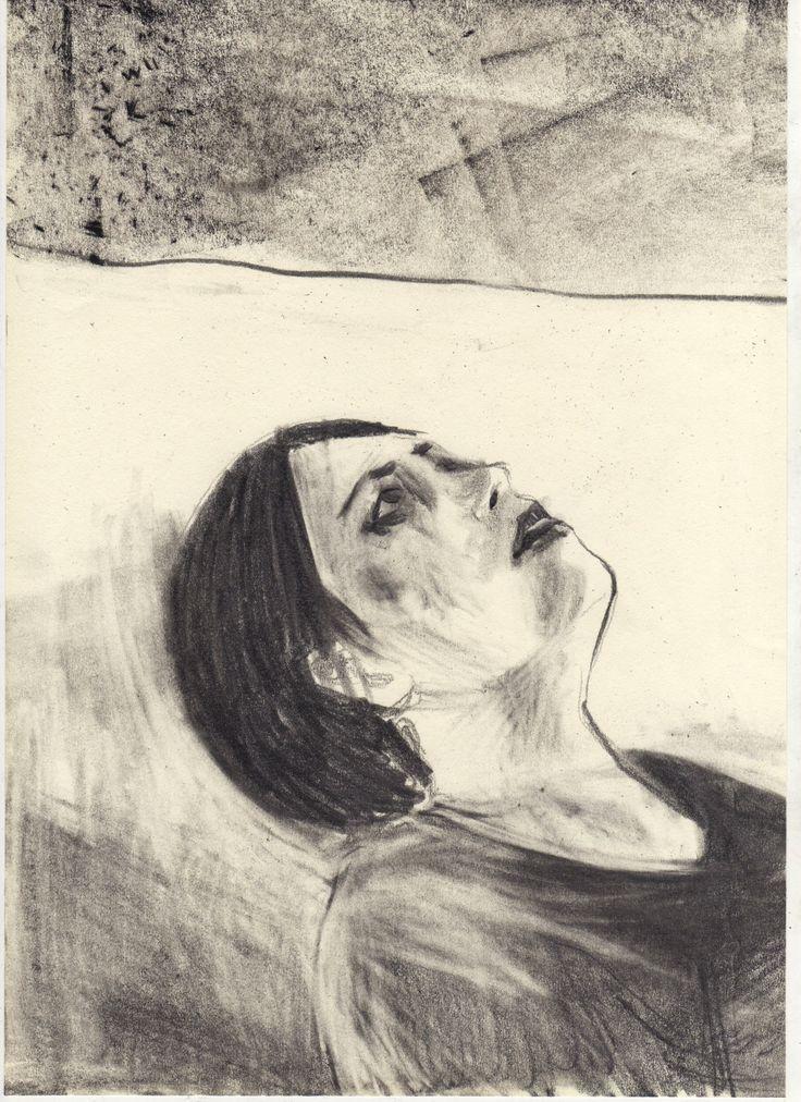 "Silvia Rocchi (Italy) ""Stagnant me"", 21 x 30cm, 2013"