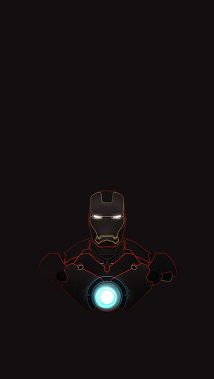 Iron Man iPhone5 Wallpaper