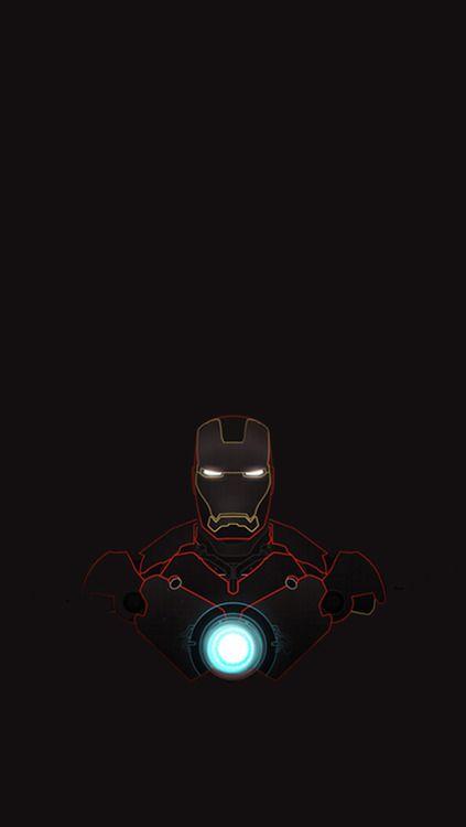 Iron Man iPhone5 Wallpaper