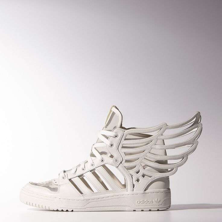 The @adidas - Jeremy Scott Wings 2.0 Cutout Shoes #