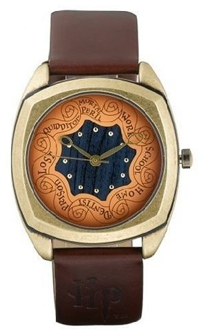 So it's a Harry Potter watch...but it's classy. It's classy...and it's a Harry…