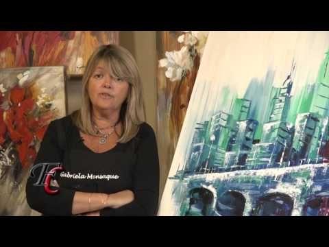 (8) Fusión Crear 02-06-2017 GABRIELA MENSAQUE - YouTube