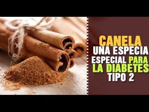 CANELA SUSTITUTO NATURAL DE LA INSULINA