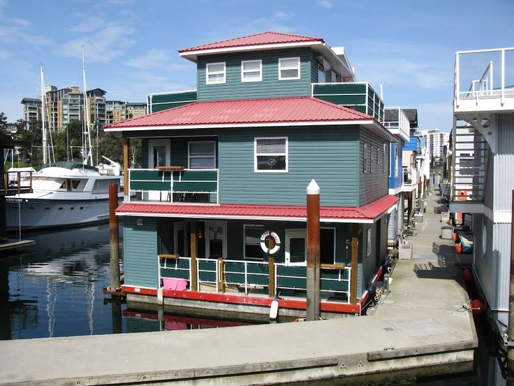 Superior Vancouver Floating Homes   Google Search