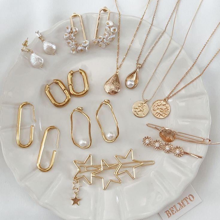 Belmto Minimal Jewelry