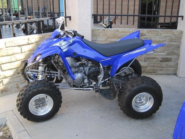 2007 Yamaha Raptor 350  Four Wheeler Atvs
