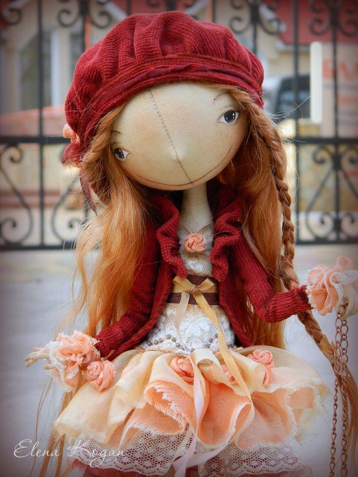 Блог Елены Коган: Розетта - моя маленькая розочка...