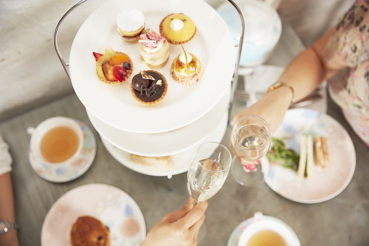 Cheers! Celebrate at the Covent Garden Tea Bar in our private function room, perfect for birthdays, baby showers, leaving lunches and family gatherings.