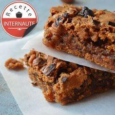 Brownie à la pralinoise et aux noisettes, facile et pas cher : recette sur Cuisine Actuelle