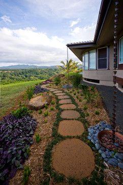 Hawaiian Dream Escape in Kauai - tropical - landscape - hawaii - Greenwood Homes