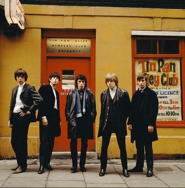 Blues, pocas drogas y menos sexo: los Rolling Stones antes de ser famosos - Infobae