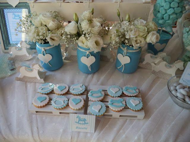 Katty's cakes - Le torte di Katty : Sweet table battesimo - Sweet table baptism