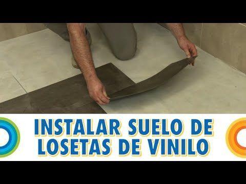 1000 ideas sobre pisos de vinilo en pinterest suelo de tablones de vinilo piso del ba o y - Losetas de vinilo autoadhesivas para bano ...