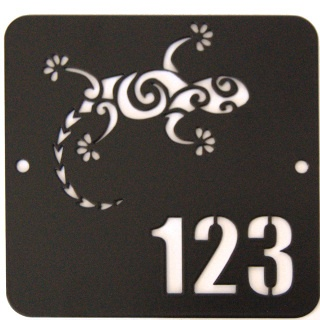 MAORI Doorplate   enter your house number field !    #plate #iron #maori #house #door