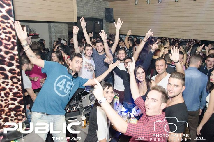 PUBLIC The Bar - DJ George Tsilipakos 25-10-2015 Album