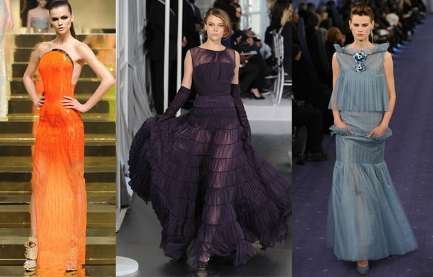 2012 Haute Couture Collections From Paris