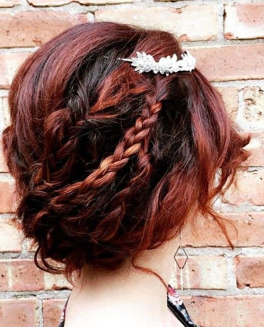 Joth riggs wedding hairstyles