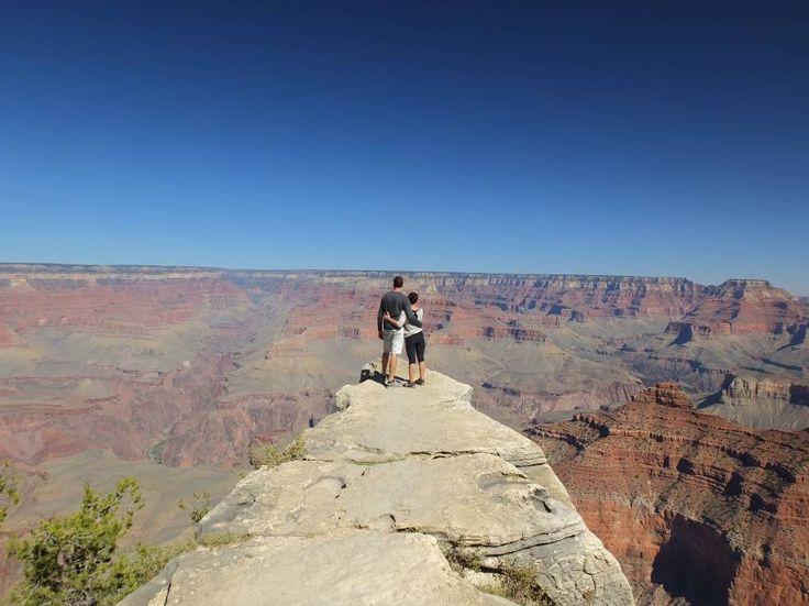 Miłość w podróży. Wielki Kanion - Pojechali szukać przygód, znaleźli siebie. Miłość w czasach… Work and Travel