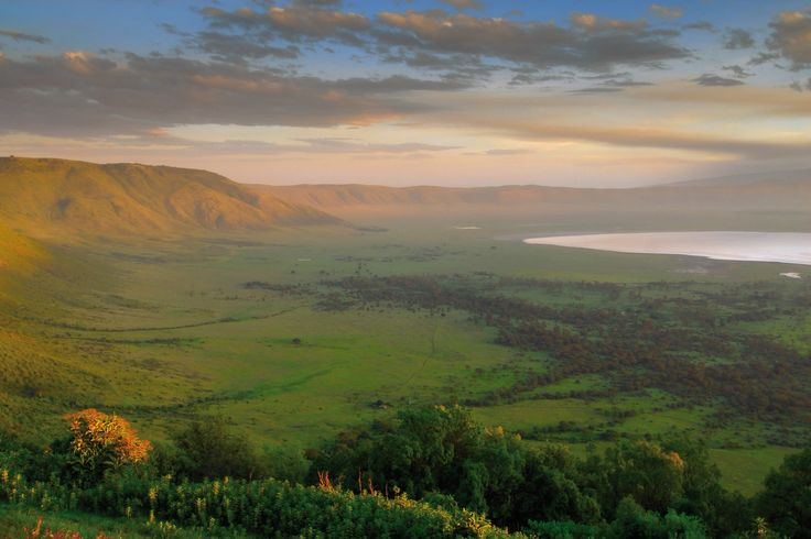 Ngorongoro-Wildreservat, Tansania